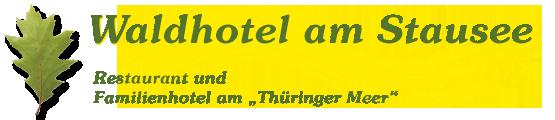 Waldhotel am Staussee